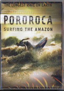 Pororoca surfing the Amazone