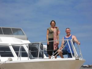 Mooloolaba - TripSurfeuse en bateau